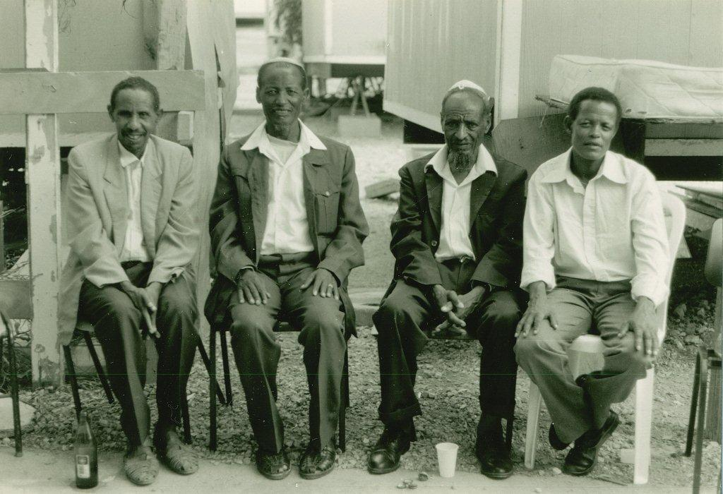 Falasha Elders